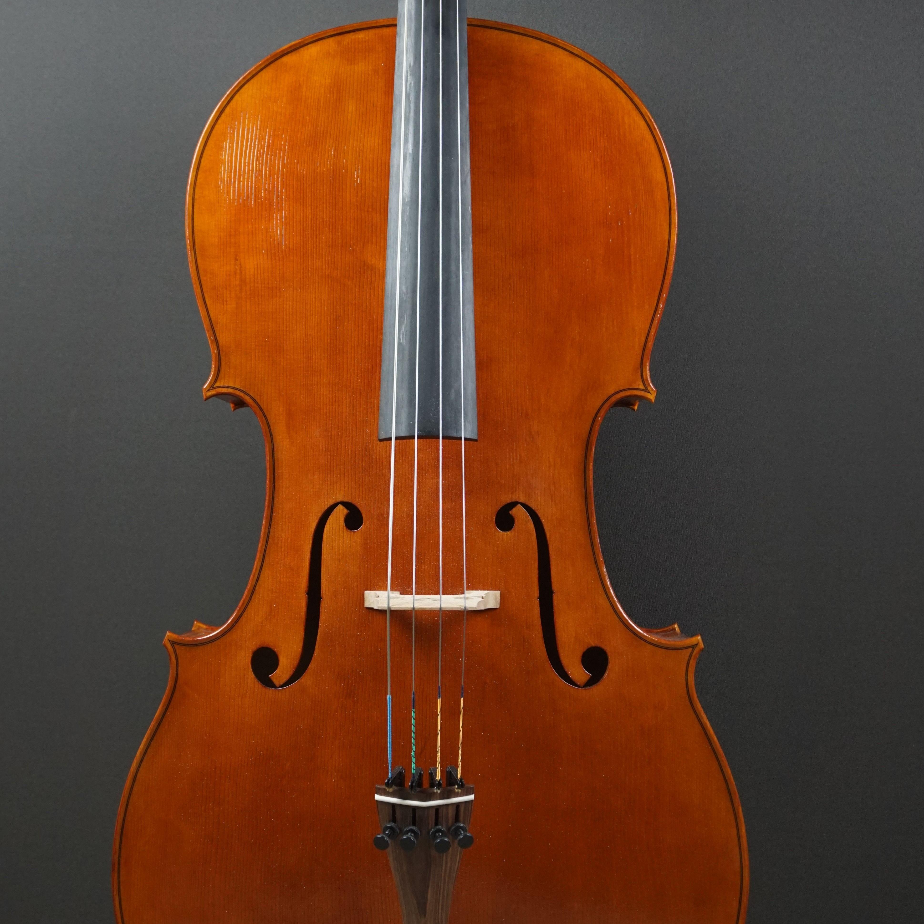 viool cello contrabas